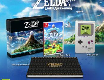 Limitowane wydanie The Legend of Zelda: Link's Awakening dostępne w Karen