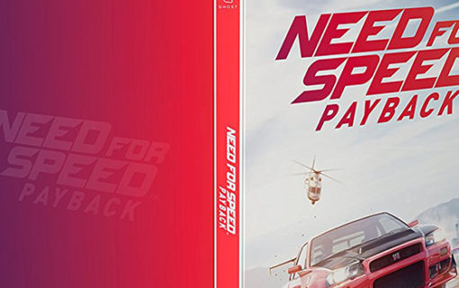 Need for Speed Payback Steelbook