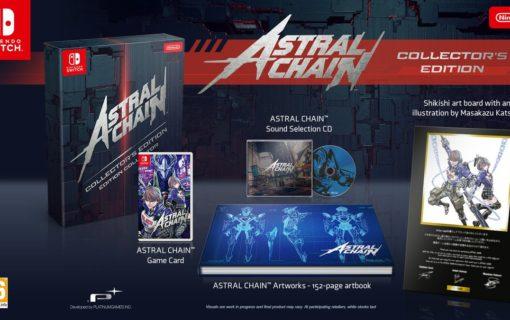Kolekcjonerska edycja Astral Chain dostępna w Media Markt
