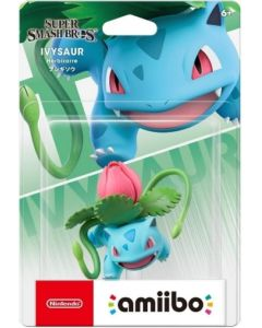 Amiibo Super Smash Bros. – Ivysaur