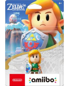 Amiibo The Legend of Zelda: Link's Awakening – Link