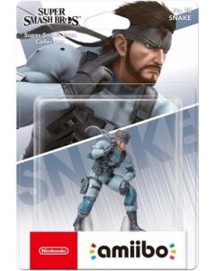 Amiibo Super Smash Bros. – Snake