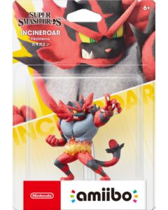 Amiibo Super Smash Bros. – Incineroar