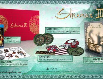 Kolekcjonerka Shenmue III w Europie