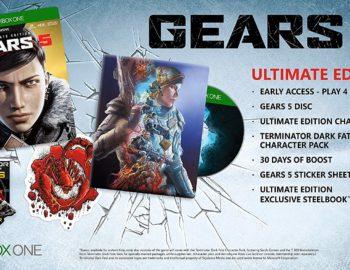 Gears 5 Ultimate Edition dostępne w oficjalnym sklepie Microsoftu