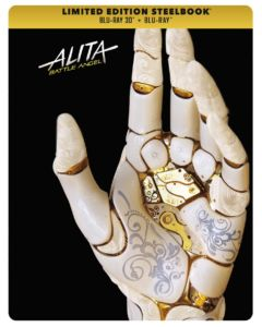 Alita: Battle Angel Steelbook