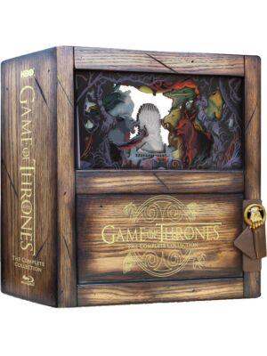 Gra o tron Kompletne wydanie kolekcjonerskie