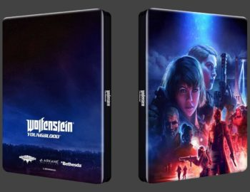 Wolfenstein Youngblood ze Steelbookiem w Media Markt