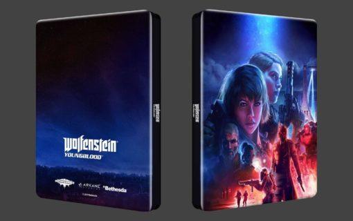 Wolfenstein Youngblood ze Steelbookiem w Media Markt