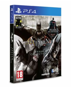 Batman Arkham Collection Steelbook Edition