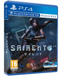 Sairento Signed Steel Case Edition