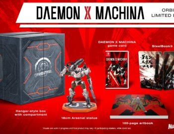 Kolekcjonerka Daemon X Machina dostępna w Media Markt