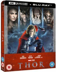 Thor 4K Zavvi Steelbook