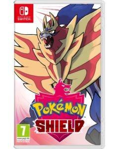 Pokemon Shield Limited Edition Steelbook