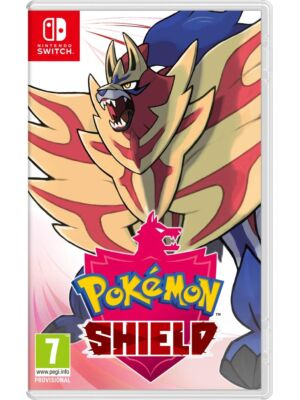 Pokemon Shield Limited Edition Steelbook