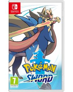 Pokemon Sword Limited Edition Steelbook