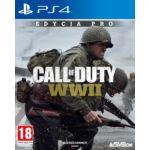Call of Duty: WWII Edycja Pro na Playstation 4 za 194,90 zł w Muve