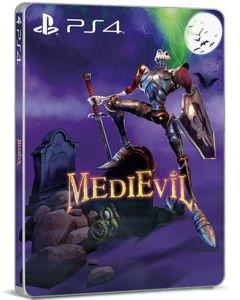 MediEvil Steelbook