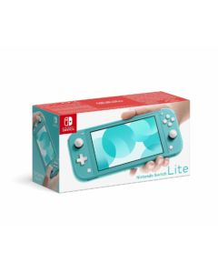 Nintendo Switch Lite Turkusowa
