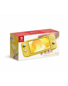 Nintendo Switch Lite Żółta
