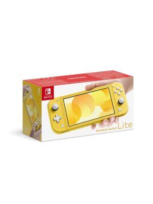 Nintendo Switch Lite Żółta