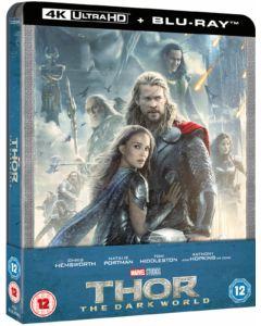 Thor: Mroczny świat Zavvi Steelbook