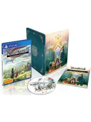Ni No Kuni II: Revenant Kingdom Książęca Edycja Deluxe