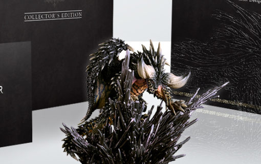 Monster Hunter: World Edycja Kolekcjonerska