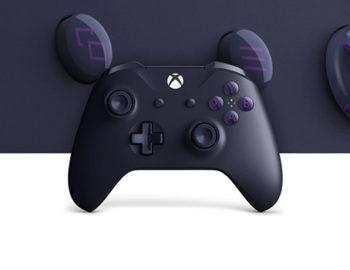 Specjalna edycja kontrolera Xbox One Fortnite dostępna w przedsprzedaży