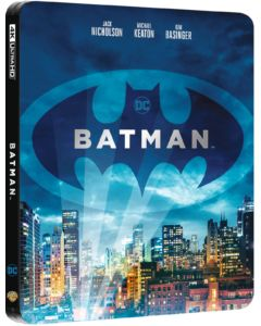 Batman 4K Steelbook
