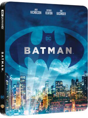Batman 4K Steelbook