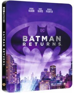 Powrót Batmana 4K Steelbook