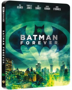 Batman Forever 4K Steelbook
