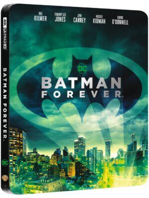 Batman Forever 4K Steelbook