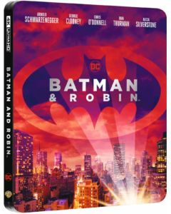 Batman i Robin 4K Steelbook