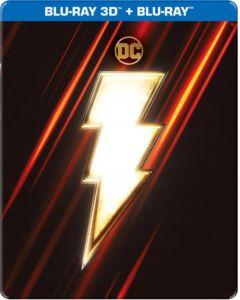 Shazam! Steelbook