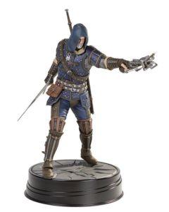 Wiedźmin 3 Dziki Gon figurka Geralt w zbroi Szkoły Kota