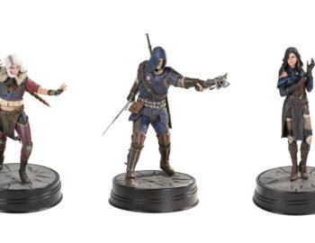 Wystartowała przedsprzedaż nowych figurek z Wiedźmina 3
