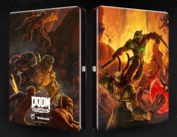 DOOM Eternal i Modern Warfare z dodatkowymi Steelbookami