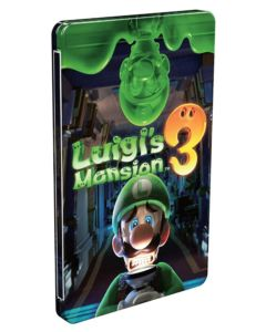 Luigi's Mansion 3 Steelbook