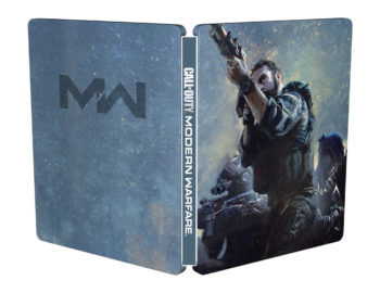 Steelbook z Call of Duty: Modern Warfare dostępny w Media Markt