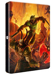 DOOM Eternal Steelbook