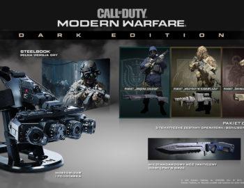 Call of Duty: Modern Warfare Dark Edition z noktowizorem dostępne w Polsce