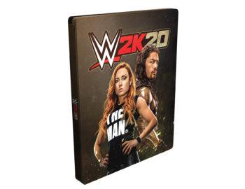 WWE 2K20 Steelbook Edition dostępne w Polsce