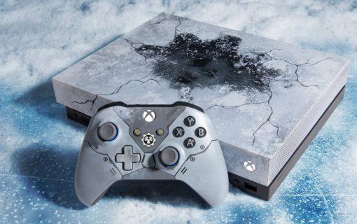 Microsoft zapowiada limitowaną edycję Xbox One X Gears 5