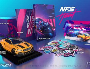 Zapowiedziano Need For Speed Heat. Gra pojawi się w kolekcjonerce oraz z dodatkowym Steelbookiem