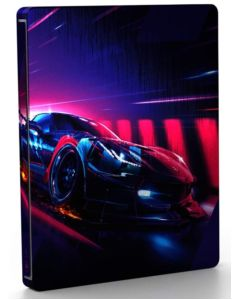 Need For Speed Heat Steelbook