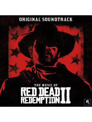 The Music of Red Dead Redemption II 2xLP