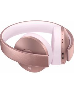 Gold Wireless Headset Rose Gold Edition