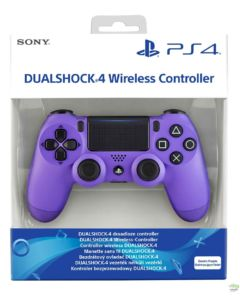 Dualshock 4 Electric Purple